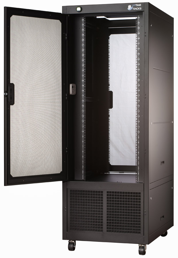 Click Here to Enlarge & Server Room Air Conditioning | Computer Cabinet | Cabinet Cooling
