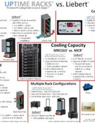 Image of uptimeracks liebert mrcs13 mcr Download Materials