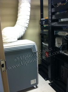 Image of MovinCool Small Server Room Cooling 224x300 Data Centers Are Shrinking   Call in the Air Conditioned Server Cabinets